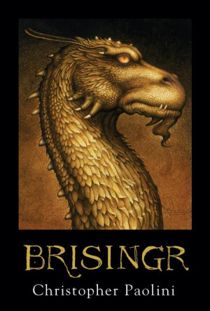 The Official Cover of Brisingr