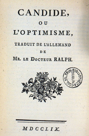 Candide - Voltaire's Writing Style