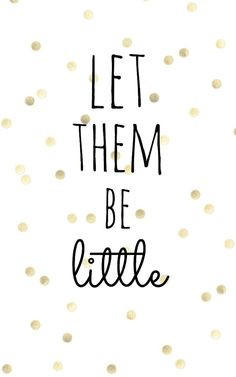 kid quotes baby quote gold dot printable quotes for kids kids quotes ...