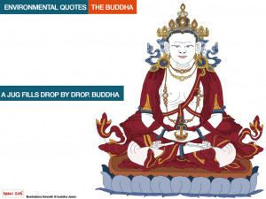 quote]A jug fills drop by drop. Buddha[/quote]