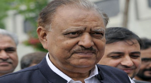 Mamnoon Hussain elected 12th President of Pakistan