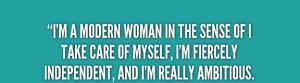 modern women quotes
