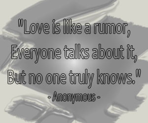 Famous Quotes on Complicated Love