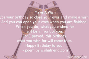 Boyfriend Birthday Poems - WishAFriend - HD Wallpapers