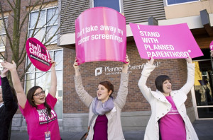 Planned Parenthood pulls a 'Buffy' on the Right