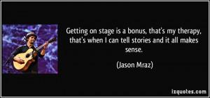 More Jason Mraz Quotes