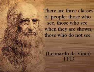 Leonardo da Vinci Inspirational Quotes for the Home Based Business ...