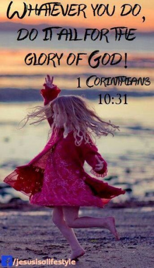 Gods Glory