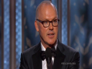 Michael Keaton Gave An Incredibly Personal Acceptance Speech About His ...