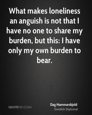 Dag Hammarskjold Quotes
