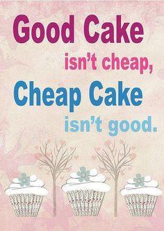 Bakery Sayings