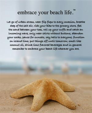 Embracing Beach Life on Buddha Island