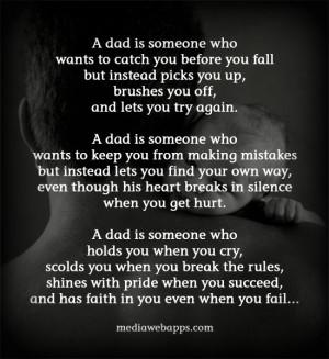 Love You Dad Quotes A dad