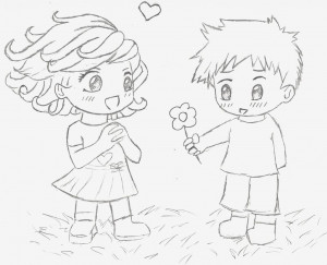 Will you be mine? by ~ animedreamer4life