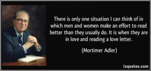 Better Men than Women Quotes