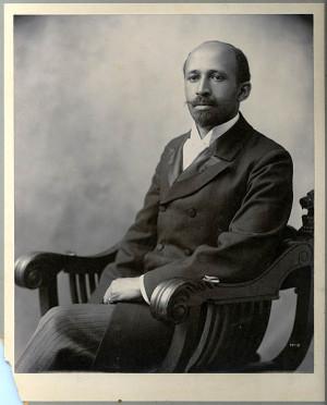 145 jaar W.E.B. Du Bois