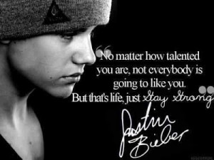 Justin Bieber Quotes :