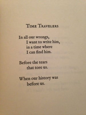 Time Travelers by Lang Leav
