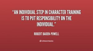 Robert Baden Powell Quotes