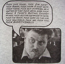 Trailer Park Boys Movie T-Shirt Ricky Famous F**k Quote