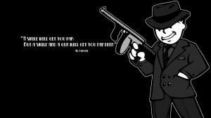 Fallout Quotes Wallpaper 1920x1080 Fallout, Quotes, Al, Capone