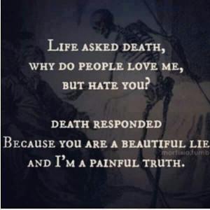 35 Sad Death Quotes