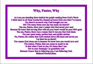 Pastor Appreciation Clip Art