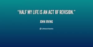 John Irving Quotes