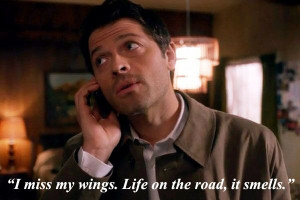 Best 'Supernatural' Quotes from 'Meta Fiction'