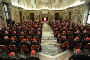 on the College of Cardinals is naturally discussed after his death ...