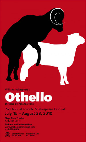 Othello Handkerchief Quotes I am considered othello's