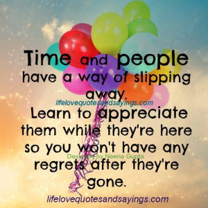 Time And People Love...