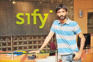 the eve of the release of his latest film Kutty , Dhanush decided ...