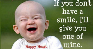 Lovely Baby Wallpaper With Quote