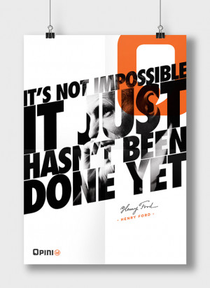 Bold Quotes Posters Featuring Great Leaders7