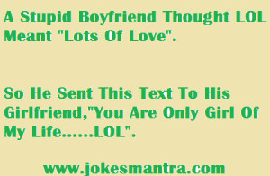funny lol sms pics For Boyfriend and girlfriend