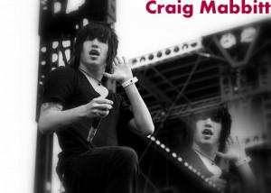 Craig Mabbitt Musicfantic