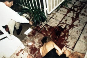Nicole Brown Simpson Death Scene
