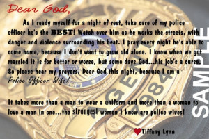 dating a police officer quotes to live by