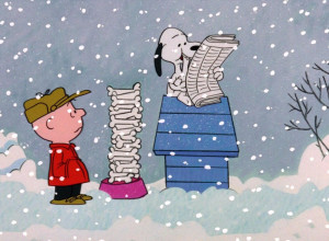 Charlie Brown and Snoopy - Image Page