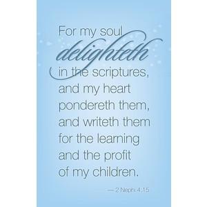 lds scripture quotes quotesgram