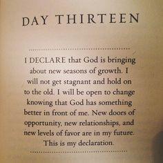 ... declare joel osteen, christian quotes, god inspir, joel osteen i