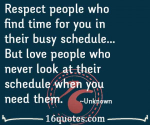 Respect people quotes