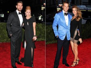 It's a fashion face-off! Mrs. Doubtfire battles Kim Kardashian for Met ...