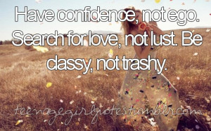 confidence quotes for teenage girls