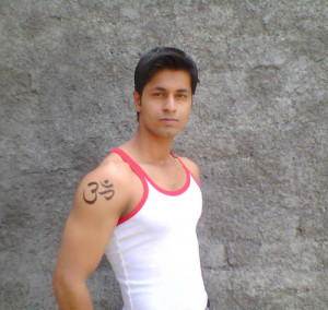 Pankaj Patel our newest male model from India