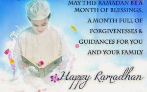 Ramadan Mubarak quotes And wishes For Facebook Cover HD Wallpaper Free