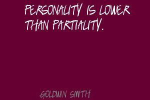 Partiality Quotes