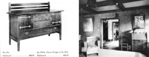 Architect Will Price seldom specified furnishings for his domestic ...