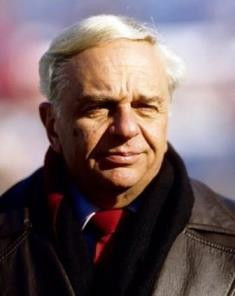 Victor Kiam - American entrepreneur and the owner of the New England ...